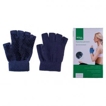 Перчатки для йоги Medolla