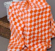 Одеяло байковое цветное 205 х 140 см