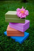 Кирпич для йоги из EVA-пены «Yoga brick Supersize»_1