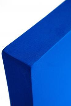 Опорный блок для йоги из EVA-пены плоский «Yoga Block»