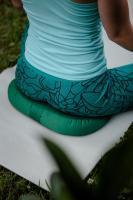 Подушка для медитации полумесяц_7