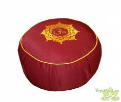 Подушка для медитации «Ом»_4