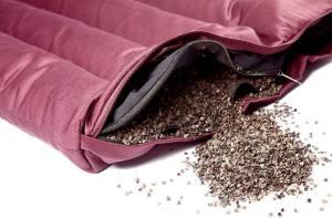 Подушка-коврик для медитации Пробуждение квадратная