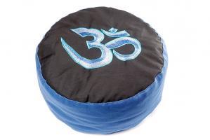 Подушка для медитации Этно Ом