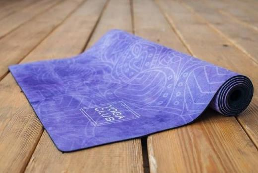 Коврик для йоги Yoga club OM travel