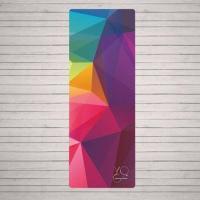 Коврик для йоги Europe Soft YogaID 173x61см