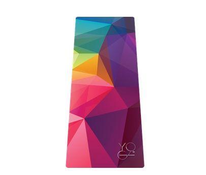 Коврик для йоги Europe YogaID 173x61см