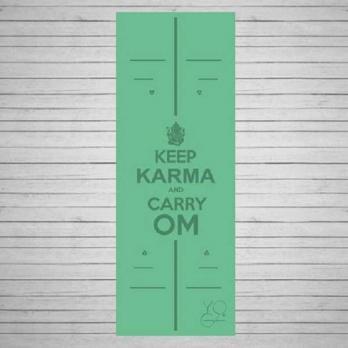 Коврик для йоги Karma