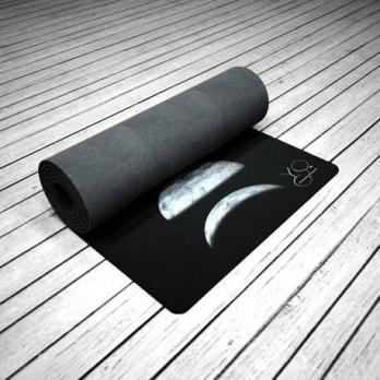 Коврик для йоги Mooon Light ID 173x61см
