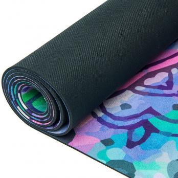 Коврик для йоги Акварель