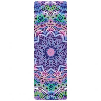 Коврик для йоги Акварель 1 мм