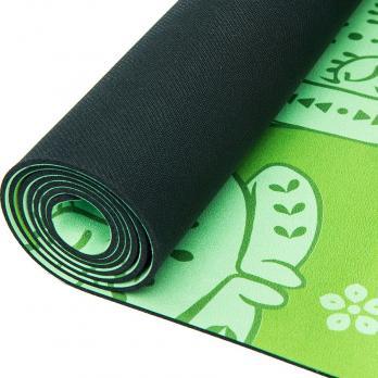 Коврик для йоги Слоники