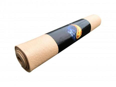 Коврик для йоги Yin-Yang Studio OM 185х4.5мм