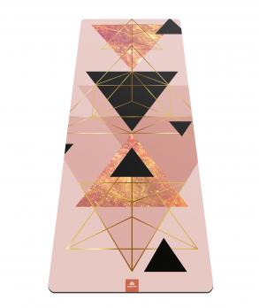 Коврик для йоги ROSE GOLD 183 х 66 см
