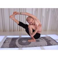 Коврик для йоги Yogamatic Инь Ян_1