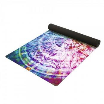 Коврик для йоги из натурального каучука Mandala