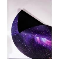 Круглый коврик для йоги Галактика 140 х 140_1