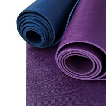 Коврик для йоги YogaMad SuperGrip 4мм