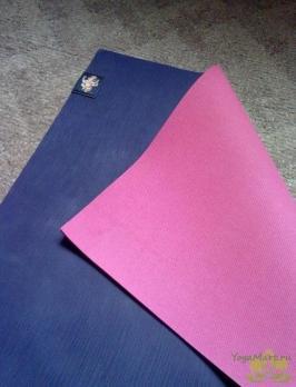 Коврик для йоги «Варуна» 185х60 см (4 мм)