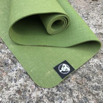 Коврик для йоги Кубера 185х60 см (4 мм)