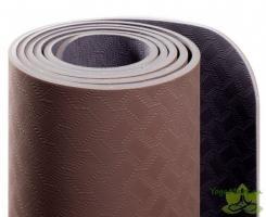 Коврик для йоги «Шакти Earth» 183 х 60см (6 мм)_1