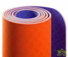 Коврик для йоги «Шакти Earth» 183 х 60см (6 мм)_2
