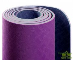 Коврик для йоги «Шакти Earth» 183 х 60см (6 мм)_3