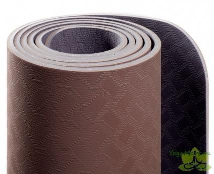 Коврик для йоги «Шакти Earth» 183 х 60см (6 мм)