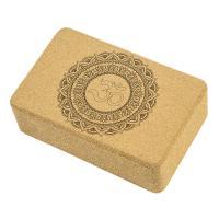 Пробковый йога блок Devi Yoga_2