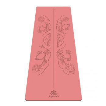 Коврик для йоги Yogamatic Yoga Tattoo