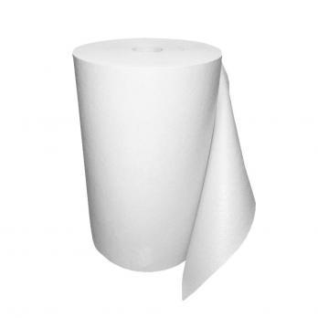 Коврик для йоги в бухте Yin-Yang Studio OM Белый 3 мм