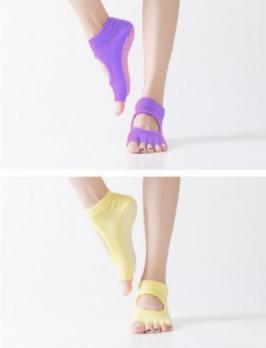 Носочки для йогиYOGACLUB