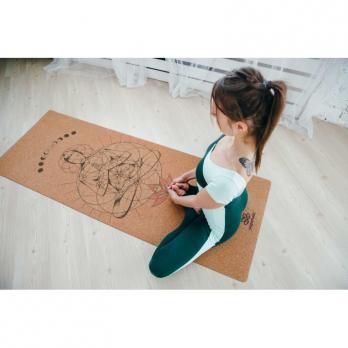 Коврик для йоги Yogamatic Сила