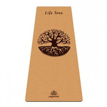 Коврик для йоги Yogamatic Дерево Жизни
