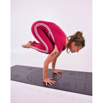 Коврик для йоги Sri Yantra Yogamatic