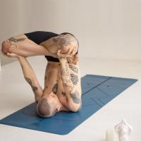 Коврик для йоги Atman Yogamatic_6