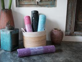 Коврик для йоги YogaDesignLab Mandala