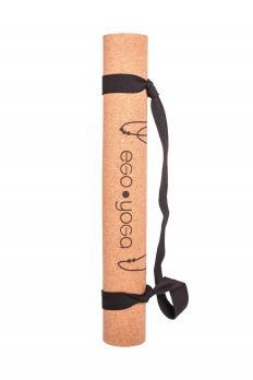 Коврик для йоги из пробки EGOYoga Namaste