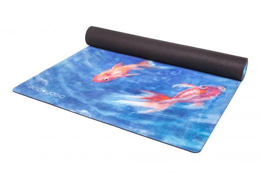 Коврик для йоги EGOYoga Океан