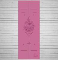 Коврик для йоги YogaId Flower