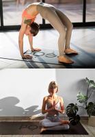 Коврик для йоги POSA Plain_1
