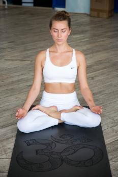 Коврик для йоги OM Devi Yoga