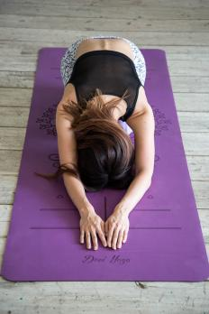 "Коврик для йоги ""Дерево жизни"" Devi Yoga"