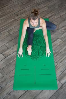 Коврик для йоги Devi Yoga Hamsa