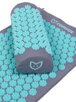 Набор массажный коврик и подушка Comfox