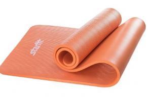 Коврик для йоги Yoga Star 15 мм_1