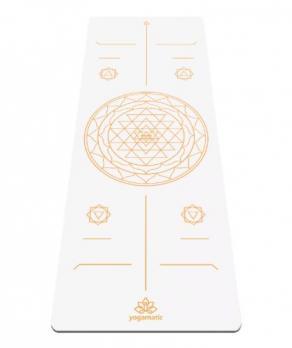 Коврик для йоги Yogamatic White