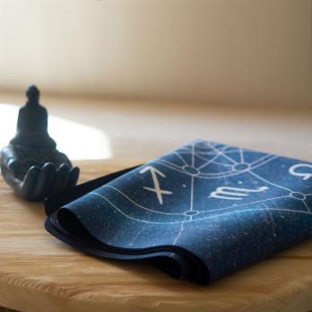 Коврик для йоги Zodiac Yogamatic