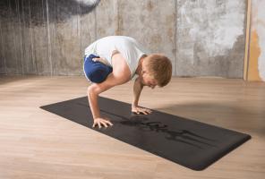 Коврик для йоги Shiva Trident Ego Yoga_3
