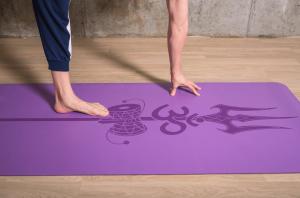 Коврик для йоги Shiva Trident Ego Yoga_5